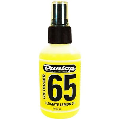 Jim Dunlop Lemon Oil 1oz Bottle