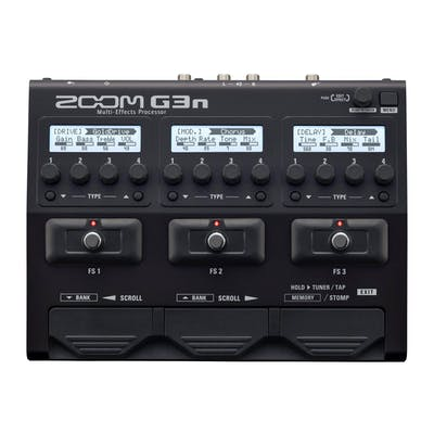 Zoom G3n Multi Effect Processor