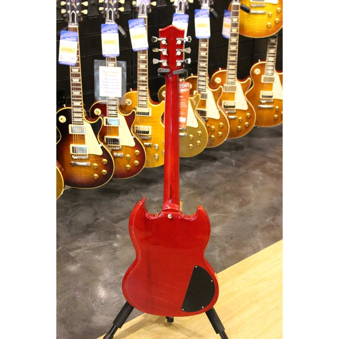 Second Hand Chord CSG61 Worn Red T:LV - Andertons Music Co.