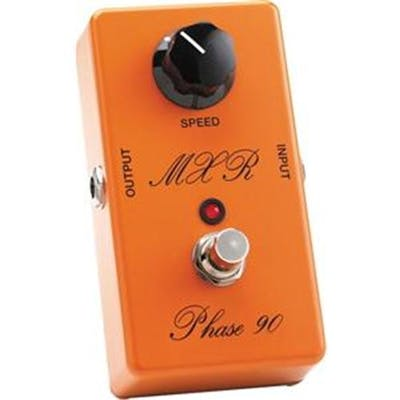 MXR Script Phase 90 with LED Pedal