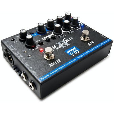 EBS Micro Bass 2 Preamp / DI Box