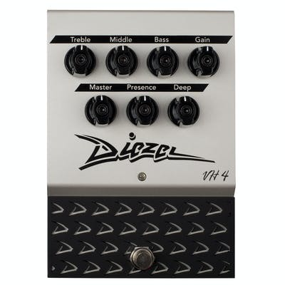 Diezel VH4 Overdrive/Preamp Pedal