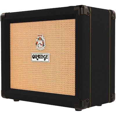 Orange Crush 35RT Guitar Amplifier Combo, Black