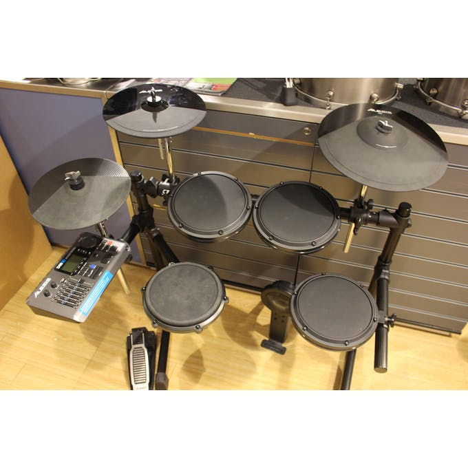B Stock : Alesis DM10 Custom Kit DM10 brain with DM6 pads