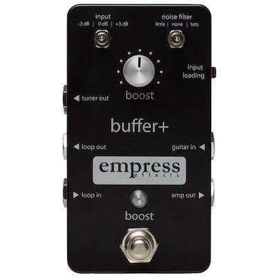 Empress Buffer Plus Pedal