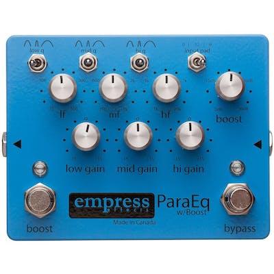Empress ParaEq Equalizer Pedal