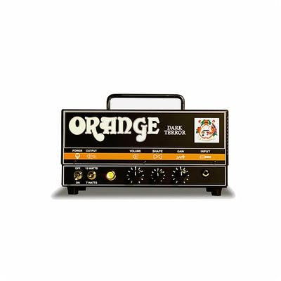 Orange Dark Terror Valve Head