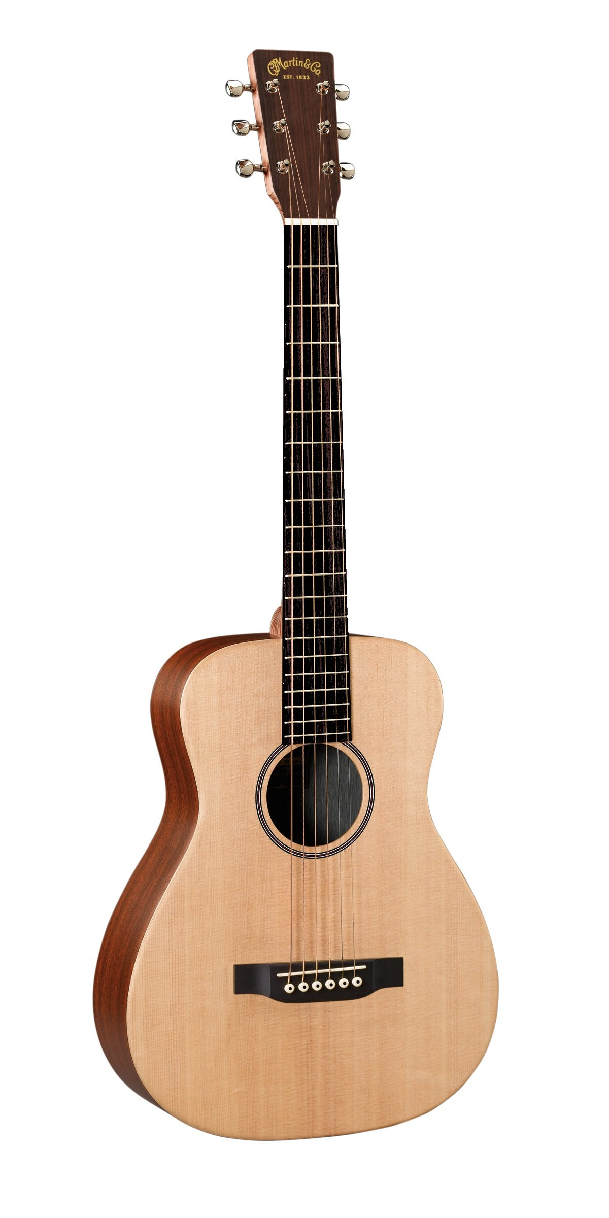 Martin LX1 Little Martin Acoustic Guitar - Andertons Music Co