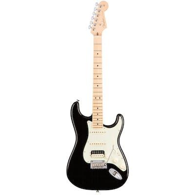 Fender American Professional Strat HSS SHAW MN Black