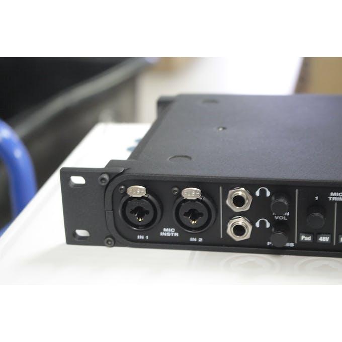 B Stock : MOTU 828x Thunderbolt Audio / MIDI Interface - RTN