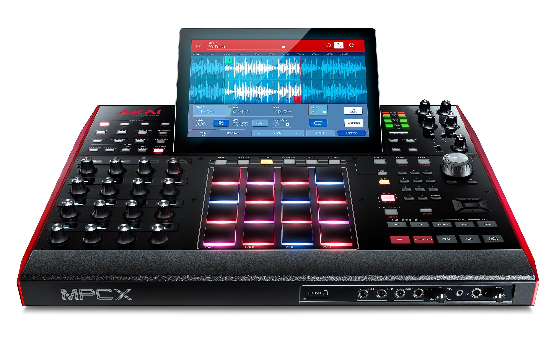 Akai MPC X Standalone Production Machine - Andertons Music Co