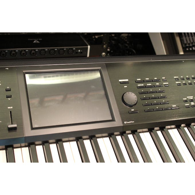 Second Hand Korg Kronos 2 88 Key Synthes