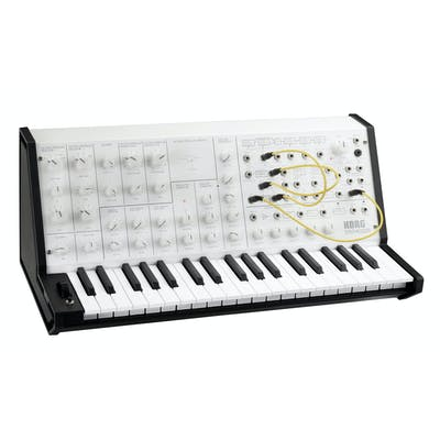 Korg MS20 Mini - Limited Edition White Monotone Finish