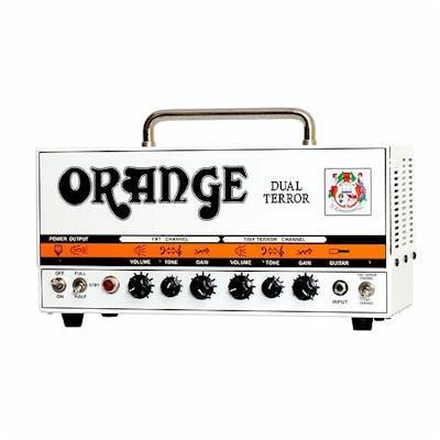 Orange Dual Terror Valve Head