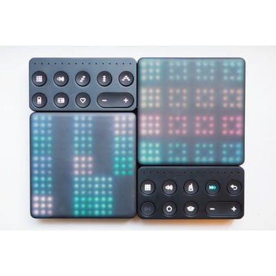 Roli Seaboard Block 24 Bundle w/ Lightpad Block and Live Block