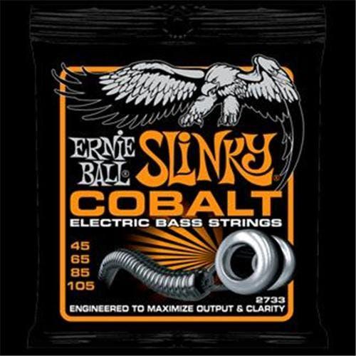 .105 .045 Ernie Ball Cobalt Hybrid Slinky Bass Set