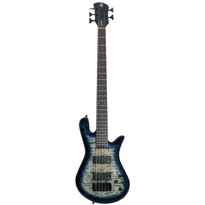 Spector Bass Legend 5 NT w/Aguilar PU's in Faded Blue Glo