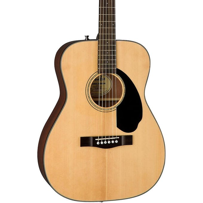 Fender Cc60s Concert Sized Acoustic Guitar Natural Andertons Music Co