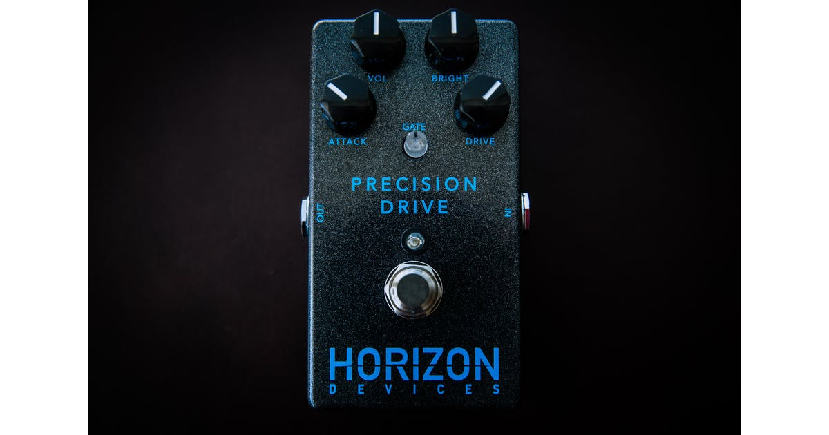 Horizon Devices Precision Drive Overdrive & Gate Pedal - Andertons Music Co