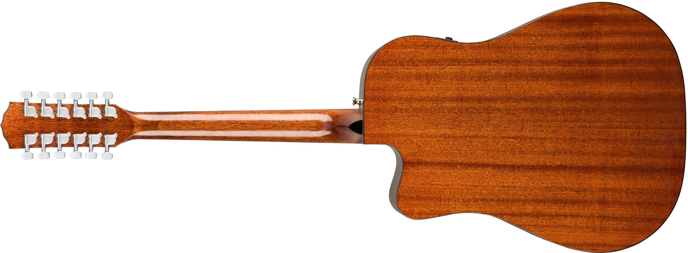 fender cd60sce cutaway electro acoustic 12 string guitar natural Fender Headstock fender cd60sce cutaway electro acoustic 12 string guitar natural