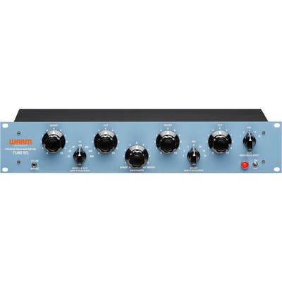 Warm Audio EQP-WA Pultec Style Rackmount Tube EQ