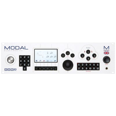 Modal Electronics 002 - Multitimbral Hybrid Rack Synthesiser -