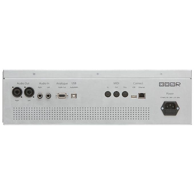 Modal Electronics 002 - Multitimbral Hybrid Rack Synthesiser