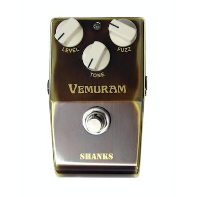 Vemuram Shanks II Fuzz Pedal