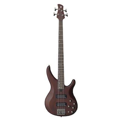 Yamaha TRBX504 Bass Guitar Trans Brown