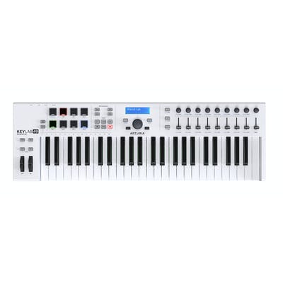 Arturia Keylab 49 Essential- Controller Keyboard with Analog Lab