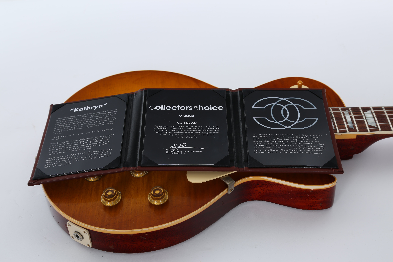 Gibson Collector's Choice #46 Scott Bradoka 1959 Les Paul Aged