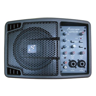 Studiomaster LIVESYS5 150w Personal Monitor Speaker (Each)