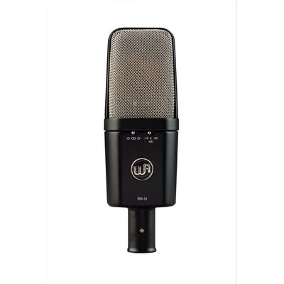 Warm Audio WA-14 Large Diaphragm Studio Condenser Microphone