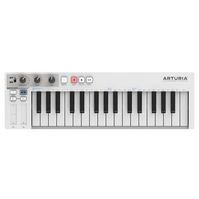 Arturia Keystep - Compact Polyphonic Step Sequencing Keyboard