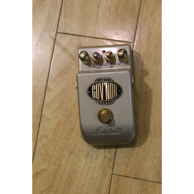 Second Hand Marshall Guvnor Overdrive, Inc Box - Andertons