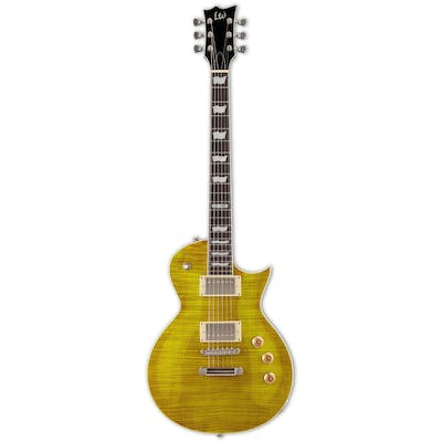 ESP LTD EC-256FM LD in Lemon Drop