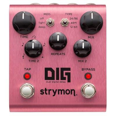 Strymon Dig Vintage Delay Pedal