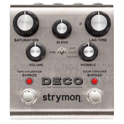 Strymon Deco Tape Saturation & Double Tracker Pedal