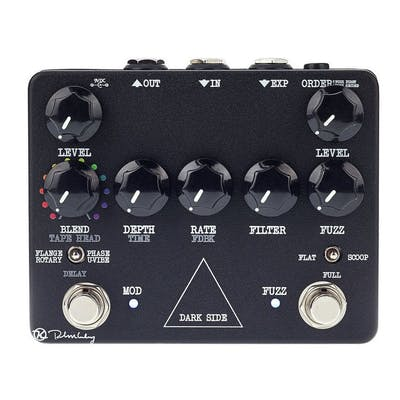 Keeley Dark Side Fuzz & Modulation Pedal