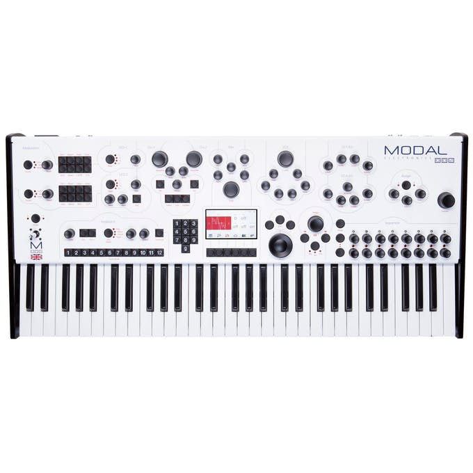 Modal Electronics 002 - 61 Note Multitimbral Hybrid Synthesiser - Andertons  Music Co