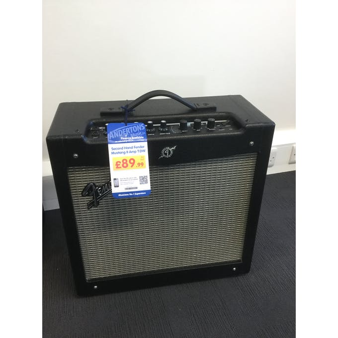 Second Hand Fender Mustang II Amp - Andertons Music Co