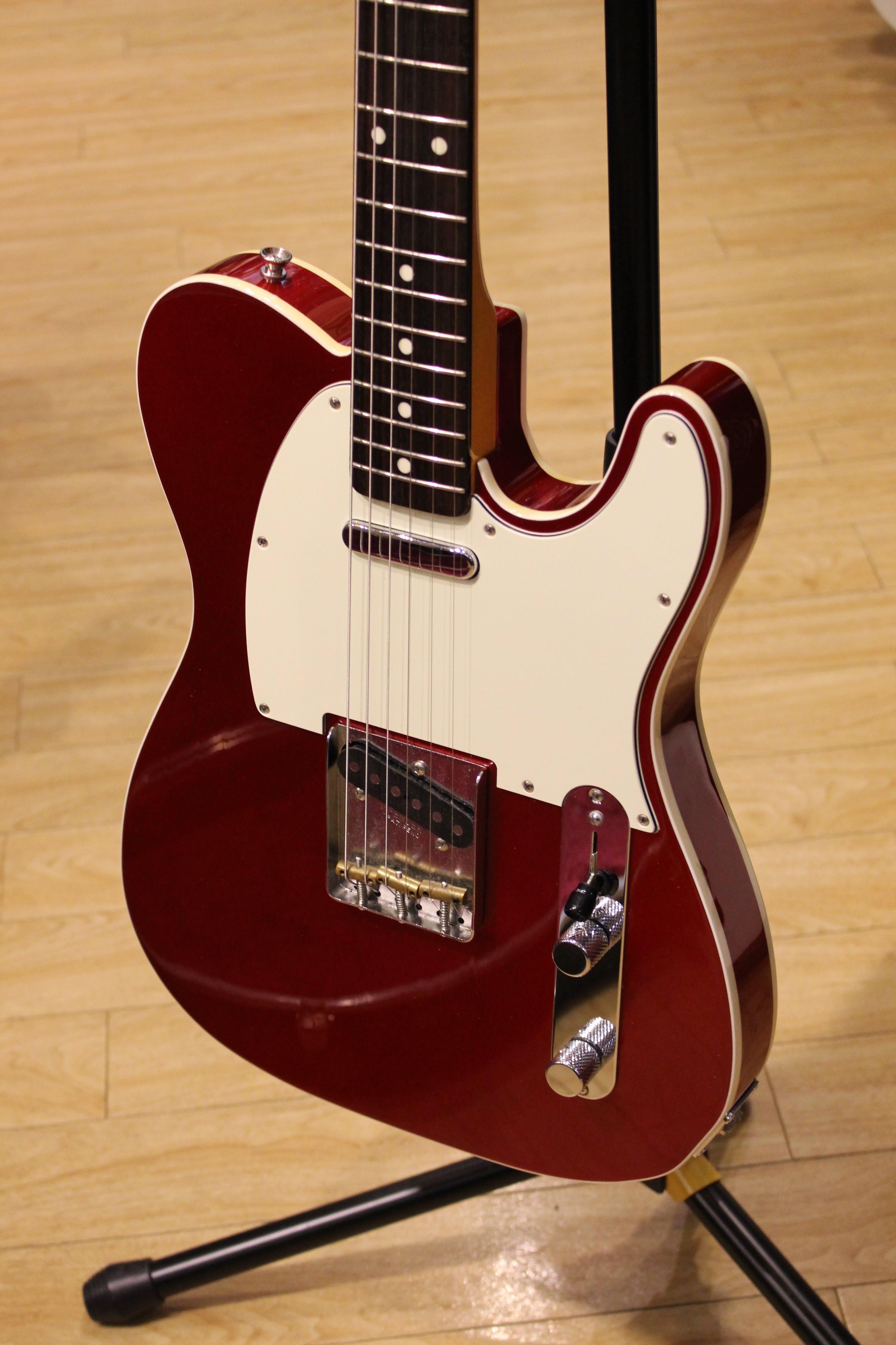 Second Hand Japanese Fender '62 Reissue Tele Including