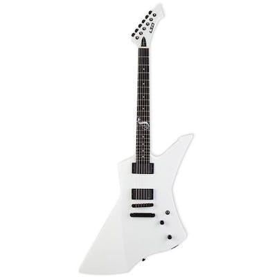 ESP LTD James Hetfield Snakebyte in White