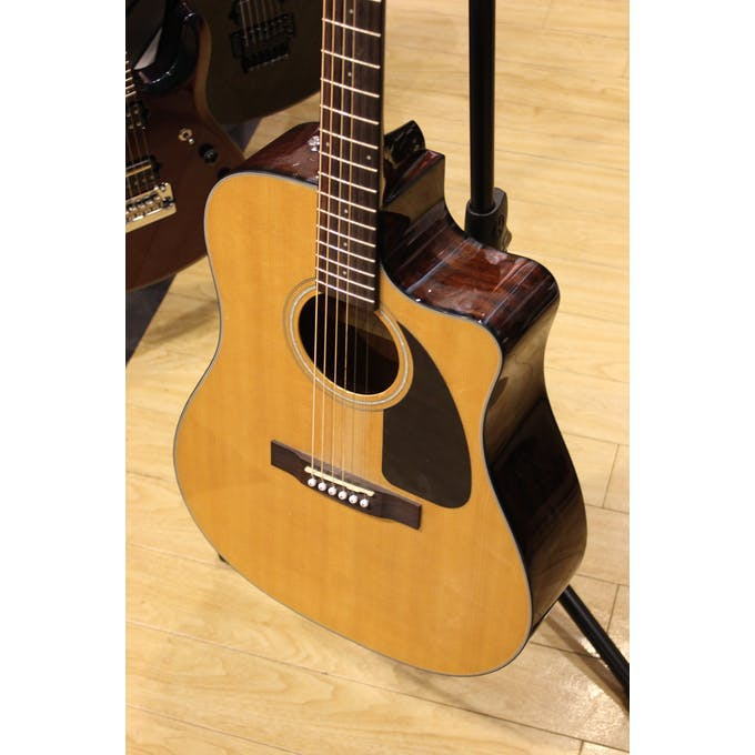 Second Hand Fender CD-60CE Electro Acoustic Guitar in