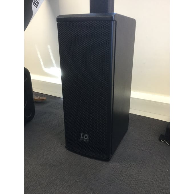 Second Hand Maui 11 Mix Active Compact Column Pa System W