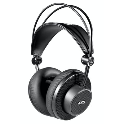 AKG K245 Foldable Open-Back Studio Monitoring Headphones