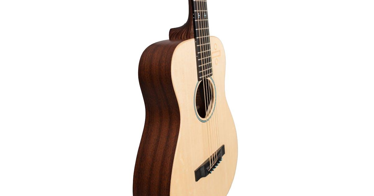 martin lx1 ed sheeran signature guitar divide model andertons music co. Black Bedroom Furniture Sets. Home Design Ideas