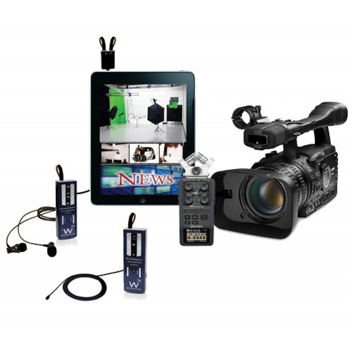 Wi-Digital Pocket AudioStream Pro AV Wireless System
