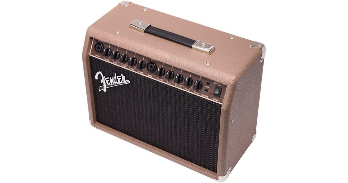 fender acoustasonic 40 acoustic guitar amp andertons music co. Black Bedroom Furniture Sets. Home Design Ideas