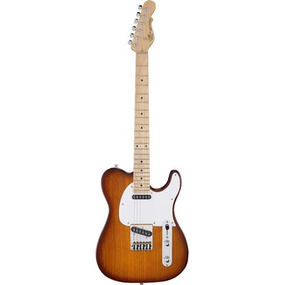 G&L Tribute Series ASAT Classic in Tobacco Sunburst